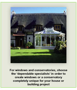 windows conservatories worcestershire