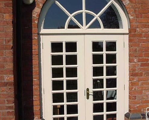 wooden timber framed doors worcestershire