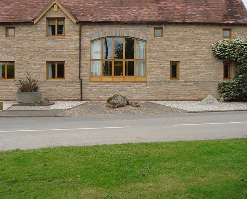 wooden timber framed windows worcestershire