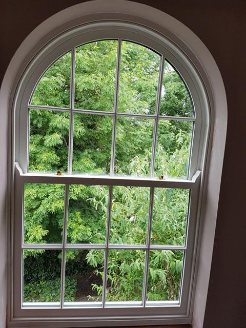 Timber Sash Windows Worcester