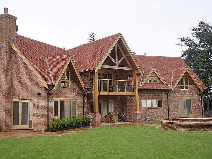 Hand-crafted timber window frames and doors from Rural Timber Window in Worcester