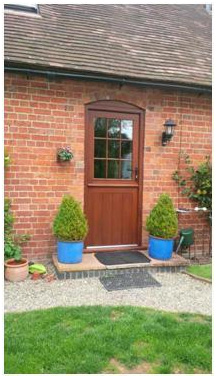 Sapele Doors and Windows from Rural Timber based in Worcester